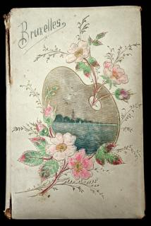 Bruxelles Friendship Album and Sketch Book, 1887-1916