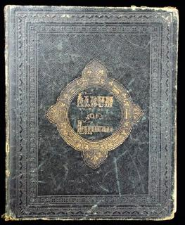 Album of Remembrance of Mrs. Loretta Mitchell.  Leavitt and Allen. New York (publisher location)1863-1886