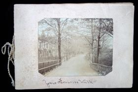 """Your Favourite Walk"" Photo and Memory Album created by Cissie, UK.     1909"