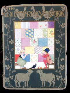 May Byron. Millicent Sowerby Illustrator.. The Counterpane Book. Henry Frowde, Hodder and Stoughton.London.1913