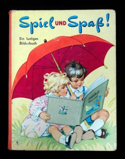 Spiel und Spass (Play and Fun). ..1950s