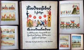 Bunzlau Children's Songbook No. 3. .Germany.1933